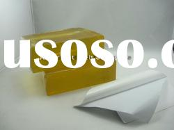 hot melt adhesive for self labels