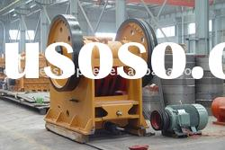 jaw crusher/crusher/stone crusher/crushing machine/rock crusher/mining machine