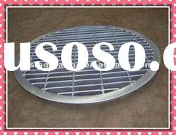 low carbon steel or mild steel grating water metal cover
