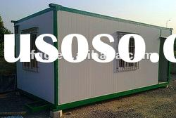 low cost light steel structure prefabricated house