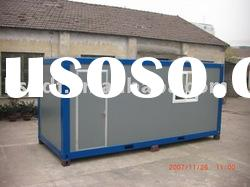 movable house, container house, prefabricated house