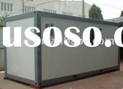 movable house, container movable house, mobile house