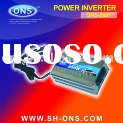 portable DC to AC car inverter 200W