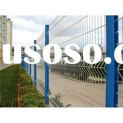 pvc play ground wire mesh fence(factory)