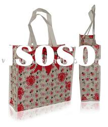 recycled bag, pp non woven bag, eco tote bag