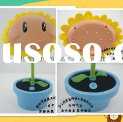 sunflower LED recharge reading desk lamp with adjusted lamp head