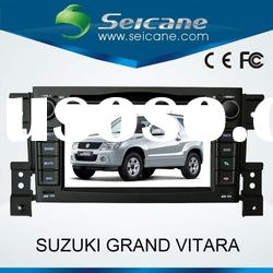 touch screen car dvd player for Suzuki Grand Vitara