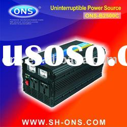 ups inverter with built-in charger