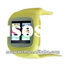 watch phone, cell phone, mobile watch phone