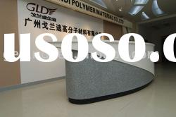 100% Acrylic solid surface countertop