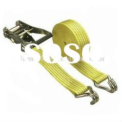10T Polyester Heavy Duty Tie Down strap ratchet strap
