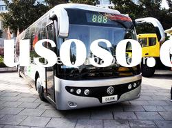 10.5m bus 60 seats luxury bus Dongfeng EQ6102HBEVA Electric City Bus for sale