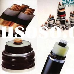 10kV XLPE insulated SWA/STA PVC sheathed power cable