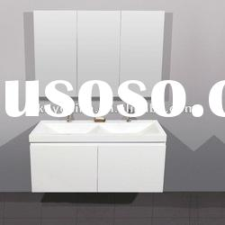 1200MM Wide Double Basin High Quality Modern Bathroom Cabinet Furniture Rita-120A