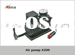 12V DC 250PSI Mini air compressor, Portable air compressor