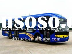 12m 60 seats passenger bus urban bus Dongfeng WG6120CHA Luxury City Bus for sale
