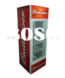 190L Display Counter Commercial Refrigerator, Cold Food Display