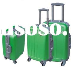 2011 3PCS SET ABS trolley luggage case