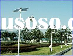 2012 Quality Energy Saving CE ISO RoHS energy of solar and wind led street light