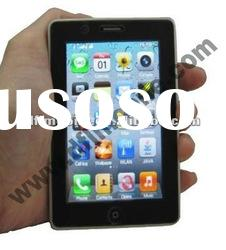 2012 cheap touch screen mobile phone with wifi tv GPS