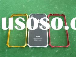 2012 high quality Aluminum bumper for iphone 4 4G 4S 4GS case