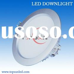 2012 hot sale 10W 20W 30W Samsung led downlight design with high quality