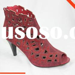 2012 latest fashion shoes for women,genuine leather tango shoes