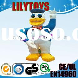 2012 new inflatable moving cartoon/inflatable advertising cartoon