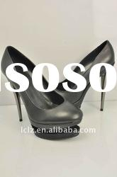 2012 unique design double platform high heels GL104 paypal