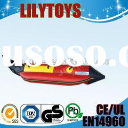 2012hot-selling Inflatable banana boat /inflatable water toys/water product