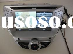 2-DIN SPECIAL Car DVD gps for hyundai elantra (2011) 6 disc memory