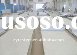 321 hot rolled stainless steel plate