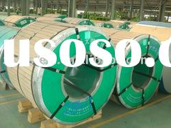 321 hot rolled steel coil