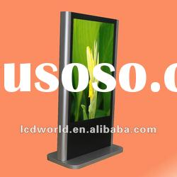 55inch floor standing all in one touch screen lcd ad player (	VP550MT-1 )