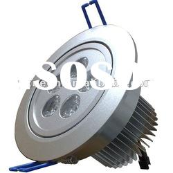 5W LED Down Light /5w LED Ceiling Light/Aluminum/Manufacturer/CE & RoHS