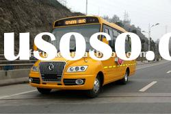 6.6m coach bus passenger bus Dongfeng EQ6660S4D School Bus for sale