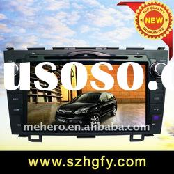 "8"" HD digital TFT SD IPOD function with car radio CD player for Honda CRV"