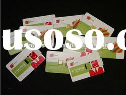 A3 size digital inkjet plastic business card printer(high quality) 20 cards at a time
