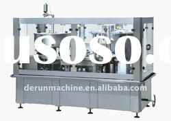 Automatic Can Filling and Sealing Machine