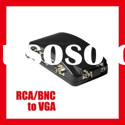 BNC / RCA / S-Video / VGA to VGA Adapter converter cctv to vga
