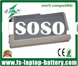 Branded notebook battery D600 for Dell Latitude D505 D510 D520 D610 Series
