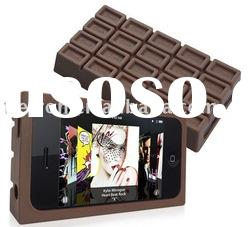 Chocolate Silicone Case for iPhone 3G 3GS