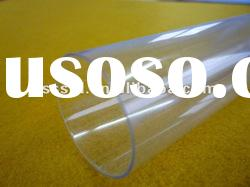 Clear PVC plastic pipe/Clear pipe