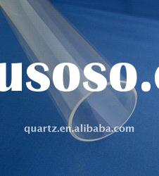 Clear/Transparent Fused Quartz Glass Tube-Resucerial Quartz Co.,Ltd.