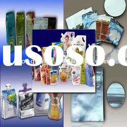 Composite Custom Printed Plastic Packaging Bags, Zipper Bags, spout pouch