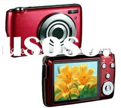 Digital camera with optical zoom