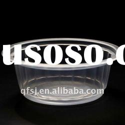 Disposable 230ml Plastic food packaging container