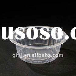Disposable container,230ml Plastic food container,pickle box