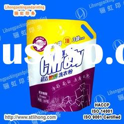 Doypack Pouch for Detergent Powder Package