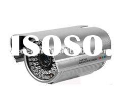 EC-W5208 CCTV Color Weatherproof IR Camera System dsp color ir camera Video Surveillance camera